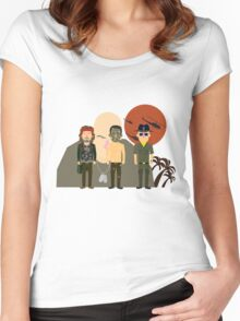 'Apocalypse Now' tribute Women's Fitted Scoop T-Shirt