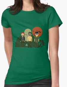 'Apocalypse Now' tribute Womens Fitted T-Shirt