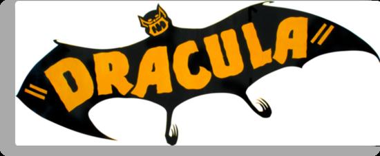 Vintage 1938 Dracula Bat by Karin  Hildebrand Lau