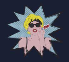 Lady Gaga Pop Art Pow! Kids Clothes