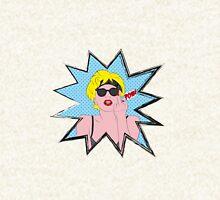 Lady Gaga Pop Art Pow! Hoodie