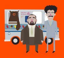 'Borat' tribute by Olaf Cuadras