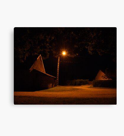Film Set Light #12 Canvas Print