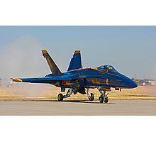 Blue Angels - Gentlemen Start Your Engines Photographic Print