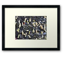 Other Peoples Business #8 Framed Print