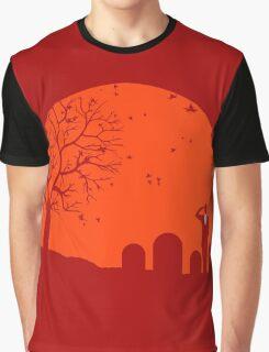 Solid minimalist Graphic T-Shirt