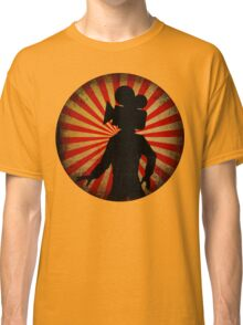 Unisex Film Camera head, film geek stuff Classic T-Shirt