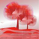 Redscape  3 by IrisGelbart