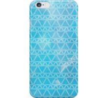 Triangles In My Sky iPhone Case/Skin