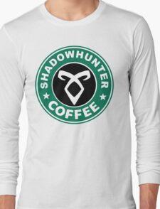 Shadowhunter Coffee Long Sleeve T-Shirt