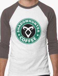 Shadowhunter Coffee Men's Baseball ¾ T-Shirt