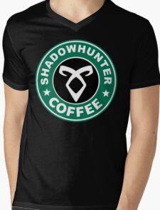 Shadowhunter Coffee Mens V-Neck T-Shirt