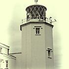 Lighthouse on the Lizard by Catherine Hamilton-Veal  ©