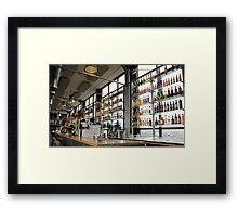 """I'd like to have ... ehhh ......."" Framed Print"