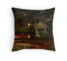 The Magic of Bubbles Throw Pillow