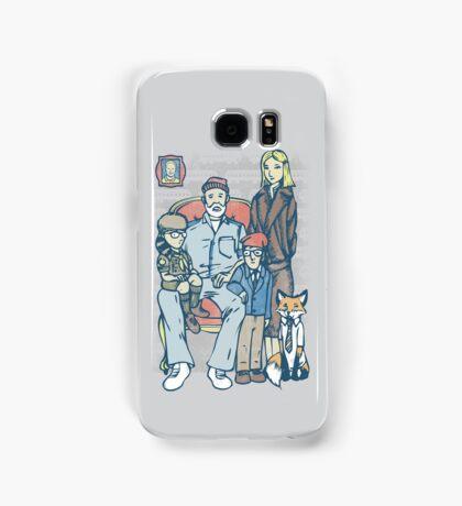 Anderson Family Portrait Samsung Galaxy Case/Skin