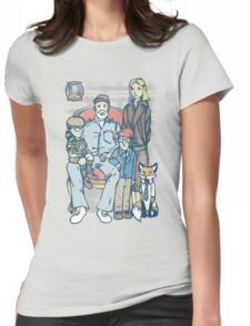 Anderson Family Portrait Womens Fitted T-Shirt