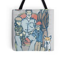 Anderson Family Portrait Tote Bag