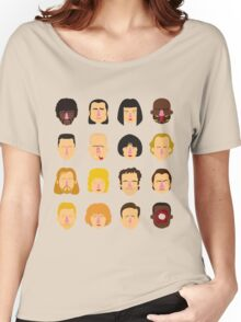 'Pulp Fiction' Women's Relaxed Fit T-Shirt