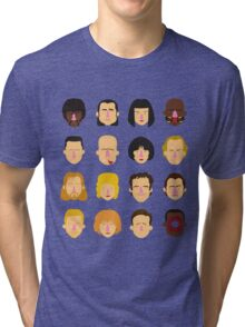 'Pulp Fiction' Tri-blend T-Shirt