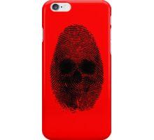 Identity Theft iPhone Case/Skin