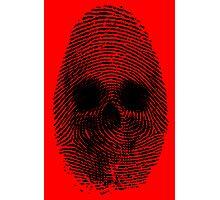 Identity Theft Photographic Print