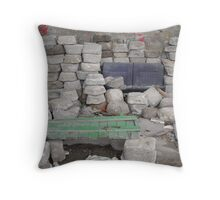 Other Peoples Business #10 Throw Pillow
