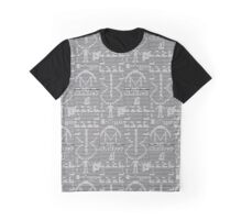 The Arecibo Message 0001 Graphic T-Shirt