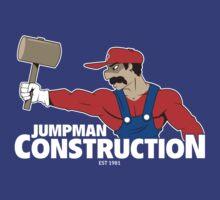 Jumpman Construction by Jason Tracewell