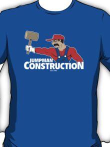 Jumpman Construction T-Shirt