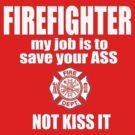FIREFIGHTER by mcdba
