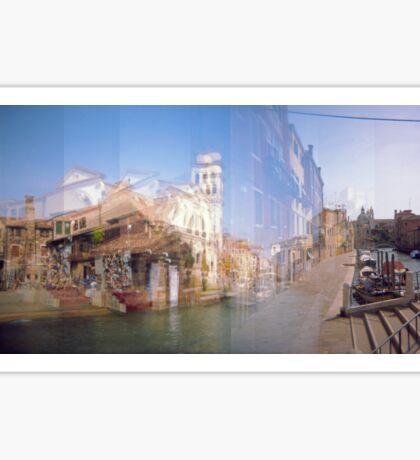 Multiple Venice Sticker