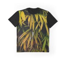 Shades Of Green Graphic T-Shirt