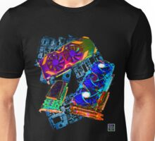 """Accelerate Graphically""© Unisex T-Shirt"