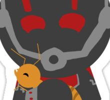 Cuddly Ants Sticker