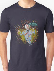Meteor Shower Weather Man T-Shirt