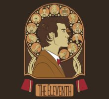The Eleventh Doctor by lemon-skies