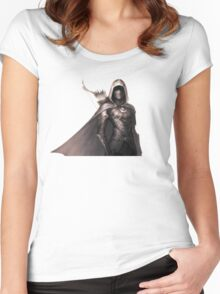 nightingale armor  Women's Fitted Scoop T-Shirt
