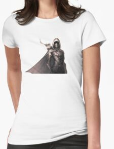 nightingale armor  Womens Fitted T-Shirt