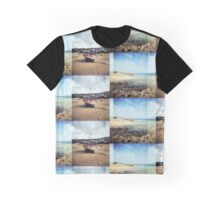 St Ives, Cornwall Graphic T-Shirt