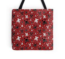 Mickey of the Caribbean Tote Bag