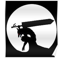 Gatsu Berserk Armor Poster
