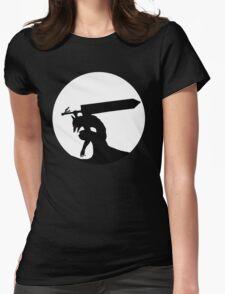 Gatsu Berserk Armor Womens Fitted T-Shirt