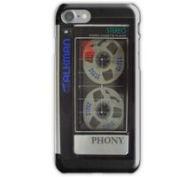 Phony Talkman iPhone Case/Skin