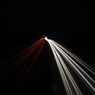 Light Trails by Nigel Bangert