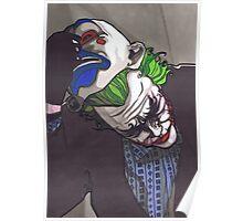 The Joker, The Dark Knight #4 Poster