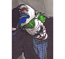 The Joker, The Dark Knight #4 Photographic Print
