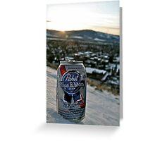 Beer!! Greeting Card