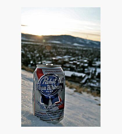 Beer!! Photographic Print