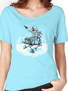 All Terrain Adventure Transport Women's Relaxed Fit T-Shirt